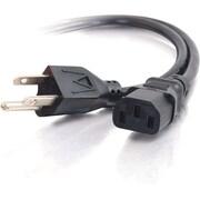 C2G 29925 2' Power Cord