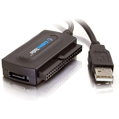 C2G 30504 2.75' USB 2.0 to Serial ATA Drive Adapter Cable