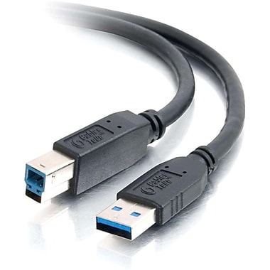C2G 54176 9.8' USB 3.0 A Male to B Male 3.3 ft Cable