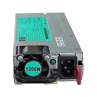 HP 1200W Platinum Redundant Power Supply