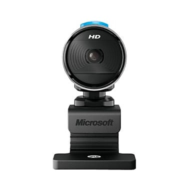 Microsoft Lifecam 5Wh-00002 Webcam, USB 2.0