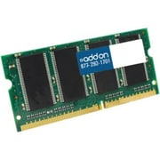 AddOn® AA1333D3S9/4G 4GB (1 x 4GB) DDR3 SDRAM SoDIMM 204-pin RAM Module