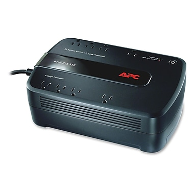APC BE650G1 650VA 8-Outlet Desktop UPS