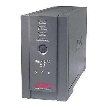 APC BK500BLK 500VA 6-Outlet Desktop UPS