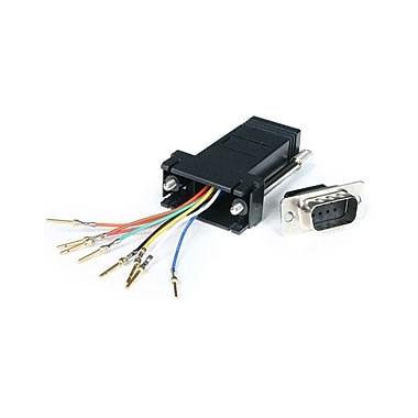 Startech.Com® Db9 To Rj45 Modular Adapter, M/F