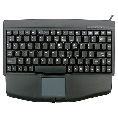 Solidtek Mini Keyboard 88 Keys With Touchpad Mouse Kb-540Bu