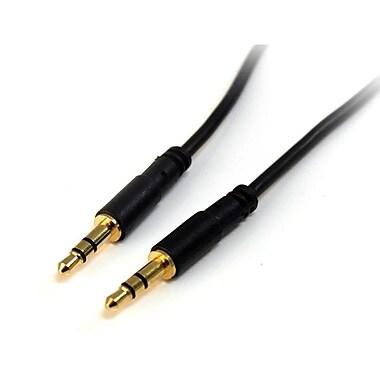StarTech.com – Câble audio MU6MMS mâle vers mâle de 6 pi