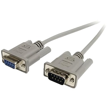 StarTech.com MXT100 6' DB9 to DB9 Serial Cable