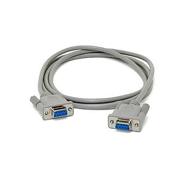 StarTech.com MXT100FF 6' DB9 to DB9 Serial Cable