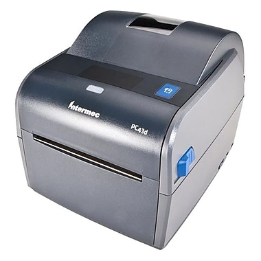 Intermec® Pc43D Direct Thermal Printer, Monochrome, Desktop, Label Print