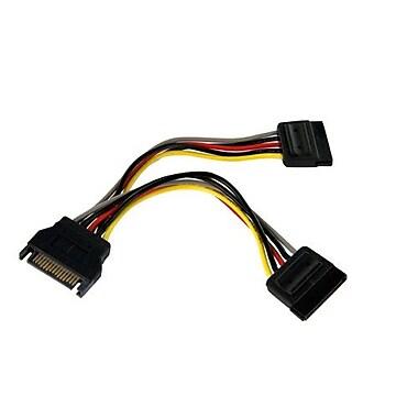 StarTech.com – Câble Serial ATA PYO2SATA, 6 pouces