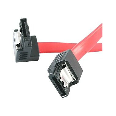 StarTech.com – Câble Serial ATA/SAS à orientation vers la droite SATA12RA1, 12 po
