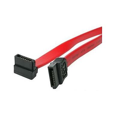 StarTech.com – Câble Serial ATA/SAS à orientation vers la droite SATA24RA1, 24 po