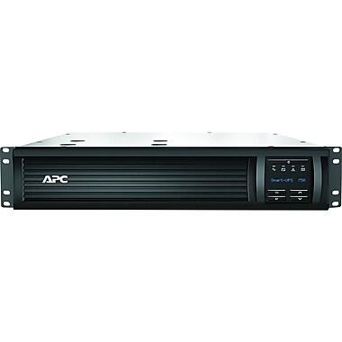 APC SMT750RM2U750VA 6-Outlet Desktop UPS
