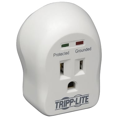 Tripp Lite Spikecube 1 Outlet Surge Suppressor