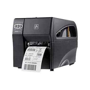Zebra Zt220 Direct Thermal/Thermal Transfer Printer, Monochrome, Desktop, Label Print