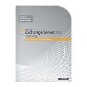 Microsoft – Exchange Server 2010, Édition Standard, 64-bit, produit complet, 1 Server, 5 LAC