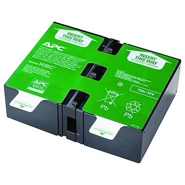 Batterie de rechange Cartridge APC APCRBC123 UPS
