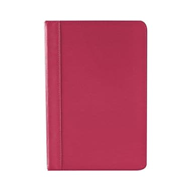 M-Edge – Go! Étui de transport (en porte-folio) pour lecteur de livre numérique, rouge