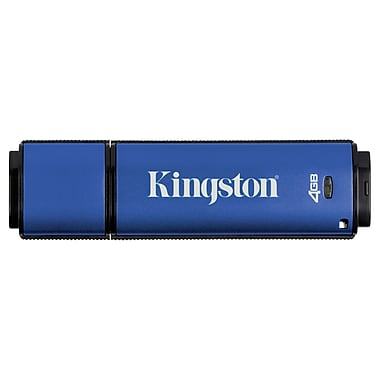Kingston Datatraveler Vault Privacy 3.0 Anti-Virus