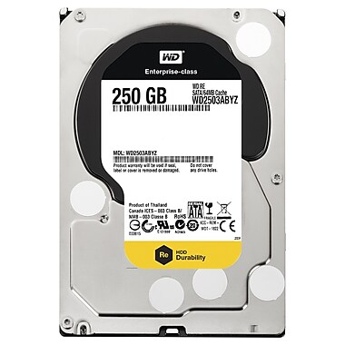 Western Digital WD2503ABYZ 250GB 3.5