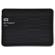 WD My Passport Ultra WDBZFP0010BBK-NESN 1 TB External Hard Drive