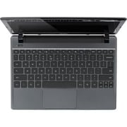 "Acer C720P-29554G01aii Notebook 11.6"", 1.40 GHz Intel 2955U Dual-Core, 16GB, 4GB DDR3L SDRAM, Chrome OS (NX.MJAAA.004)"