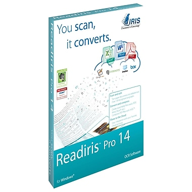 Iris Readiris V.14.0 Pro, 1 User