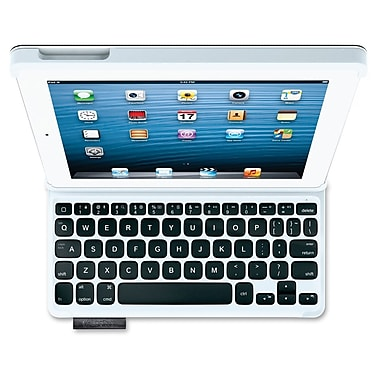 Logitech Keyboard/Cover Case (Folio) For iPad, Black
