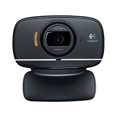 Logitech B525 Webcam, 2 Megapixel, 30 Fps, USB 2.0