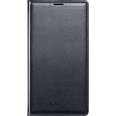 Samsung Flipwallet Ef-Wg900B Carrying Case (Flip) For Smartphone, Black