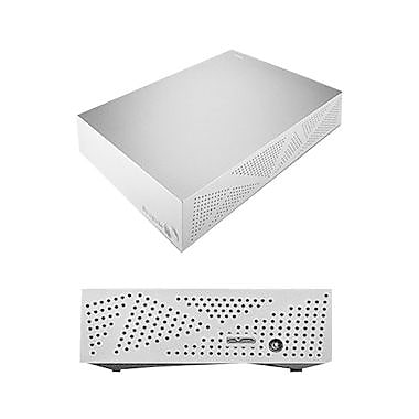 Seagate® Backup Plus For Mac STDU2000100 2TB USB 3.0 Desktop Drive, Silver
