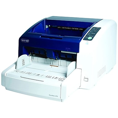 Xerox – Numériseur Documate Xdm47995D-Wu à alimentation manuelle, 600 ppp optique