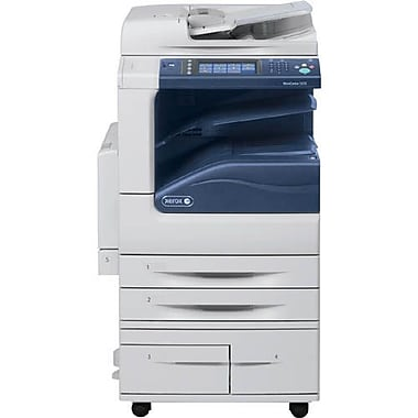 Xerox Workcentre 5300 5325 Laser Multifunction Printer, Monochrome, Plain Paper Print, Desktop