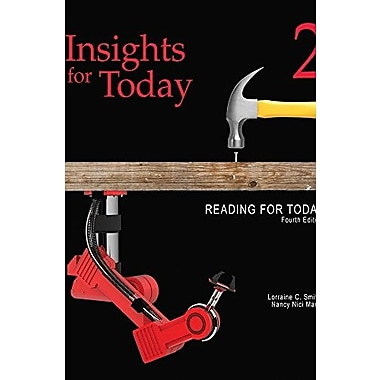 Reading for Today 2: Insights for Today, Used Book, (9781111033613)