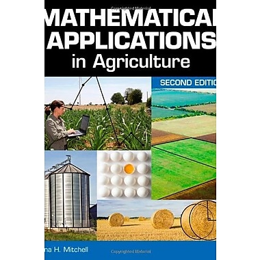 Mathematical Applications in Agriculture, New Book, (9781111310660)