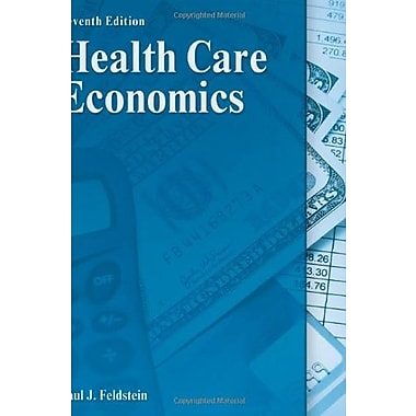 Health Care Economics (DELMAR SERIES IN HEALTH SERVICES ADMINISTRATION), Used Book, (9781111313265)