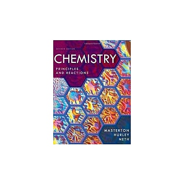 Chemistry: Principles and Reactions, New Book, (9781111427108)