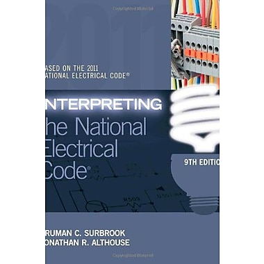 Interpreting the National Electrical Code, New Book, (9781111544423)