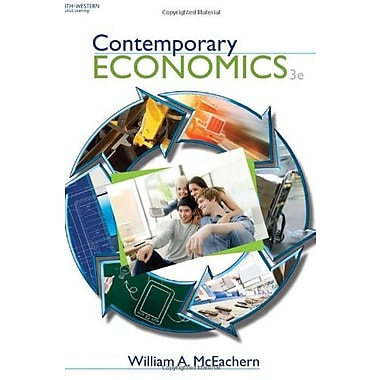 Contemporary Economics (Social Studies Solutions), New Book, (9781111580186)