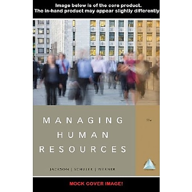 Managing Human Resources, New Book, (9781111580223)