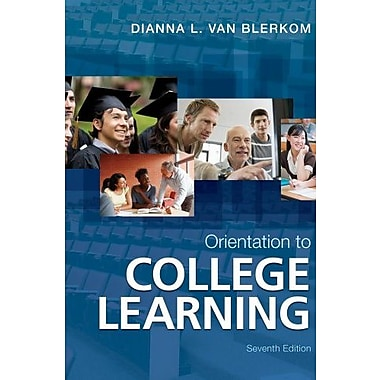 Orientation to College Learning, Used Book, (9781111833640)