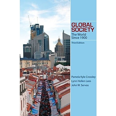 Global Society: The World Since 1900, New Book, (9781111835378)