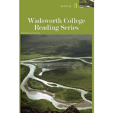 Wadsworth College Reading Series: Book 3, New Book, (9781111839420)