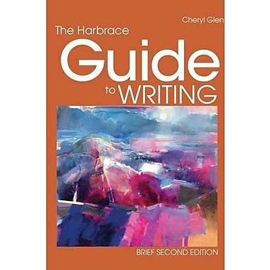 The Harbrace Guide to Writing, Brief, New Book, (9781111840266)
