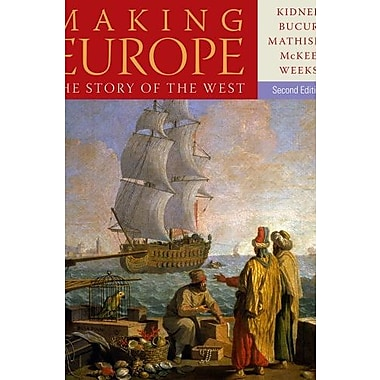 Making Europe: The Story of the West, New Book, (9781111841317)
