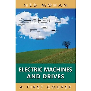 Electric Machines and Drives, New Book, (9781118074817)