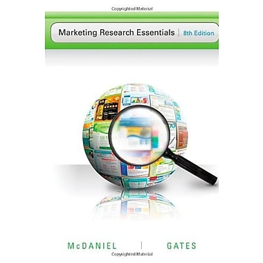 Marketing Research Essentials, New Book, (9781118249321)