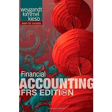 Financial Accounting , IFRS Edition, New Book, (9781118285909)