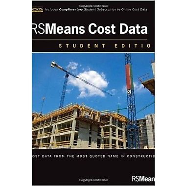 RSMeans Cost Data, + Website, New Book, (9781118335901)
